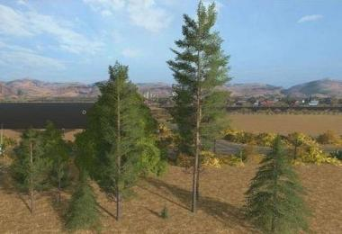 Placeable logging trees v1.0