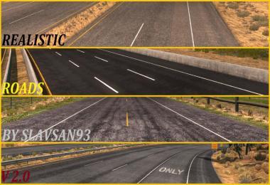 Realistic Roads v2.0