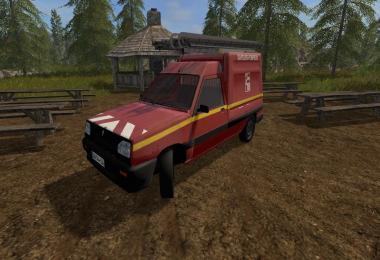 Renault express VTU v1.0