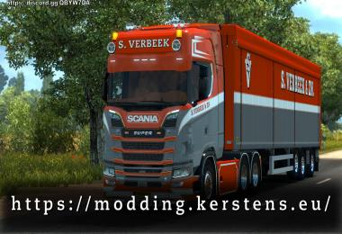 S. Verbeek & Z.N. Robbie Williams skin v1.0.0