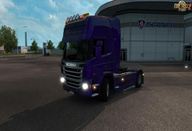 Scania P Standalone v1.4 (GT-Mike port)