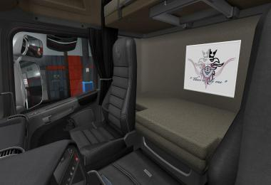 Scania V8 There is only one Emblem v1.0