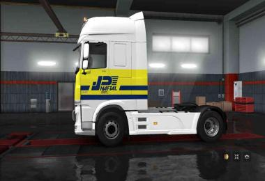 Skin Naftal For ETS2 1.30.2.x