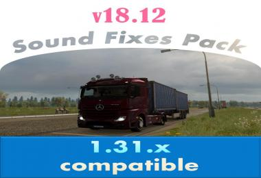 Sound Fixes Pack v18.12