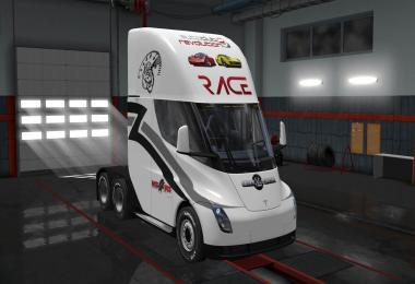 Tesla 2019 Race & Face skin 1.31