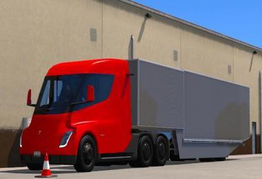 Tesla Semi Truck 2019 1.31.x