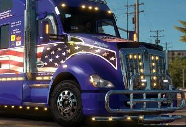TomDooley Enhanced Kenworth T680/T880 for 1.31