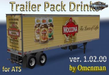Trailer Package Drinks v1.02.00 -update- 1.31.x