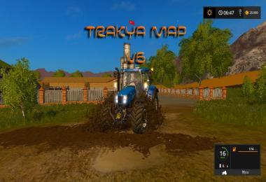 Trakya Map v6.0