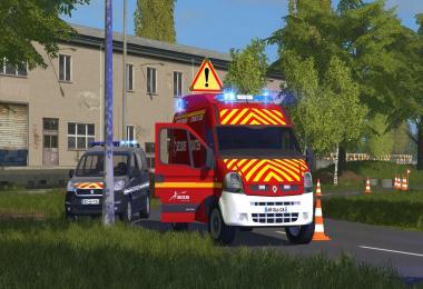 Vehicule Secours Routier v1.0
