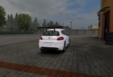 Volkswagen Scirocco R 2010 Beta 1.31