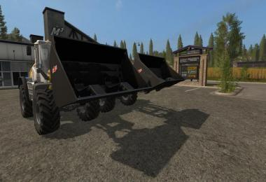 Wheel Loader Shovel Multicolor 10000l v1.0.0.0