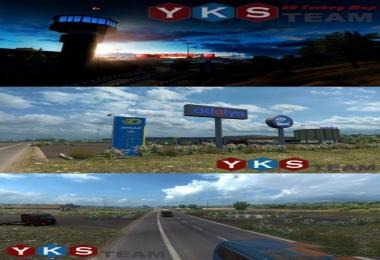 YKS Team Eu Turkey Map v1.31.x