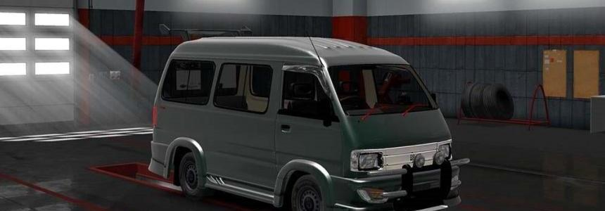 1.31 fix for Suzuki Carry v1.0 by Rindray