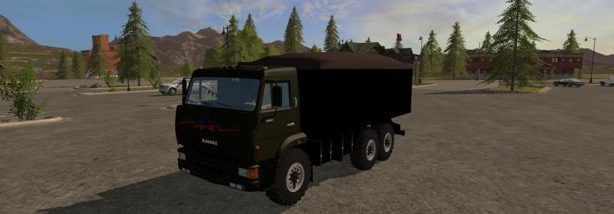 Kamaz 53212 and Pronar T680 v1.1