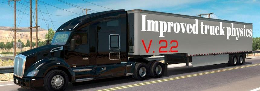 Improved truck physics v2.2