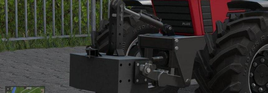 750KG selfmade weight v1.0