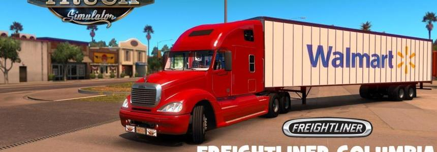 Freightliner Columbia for ATS 1.31
