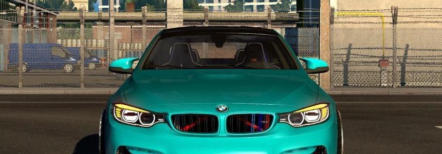 BMW M4 F82 v2.0
