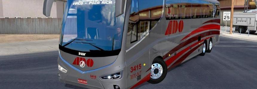 Bus Irizar I8 + Interior v1.0 1.31.x