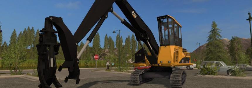 Cat 325D FM Shovel Logger v1.0