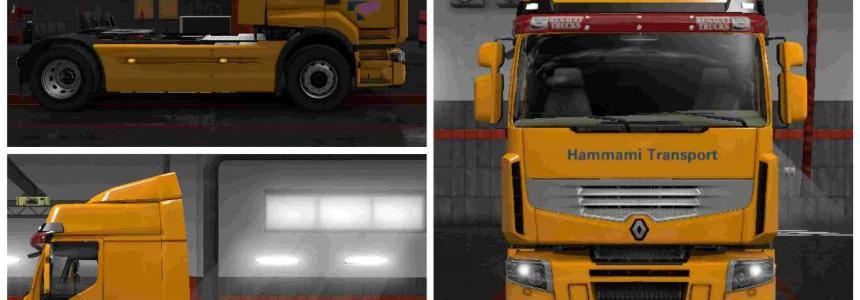ComboSkin Hammami Transport For ETS2 1.31