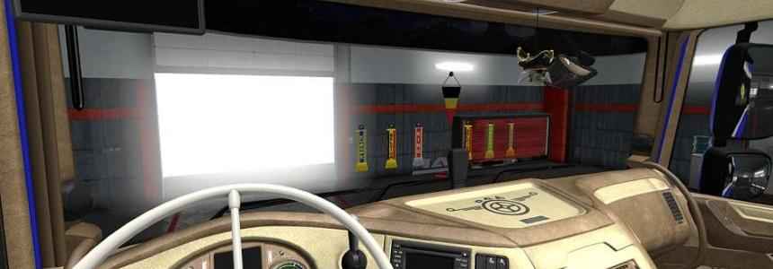 DAF custom interior v1.0