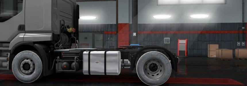 Dirty Tires [1.31, 1.30]