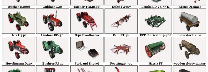 Farming Classics v1.0.0.0