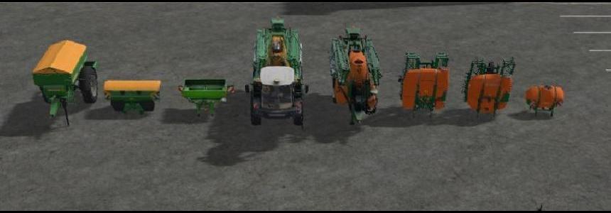 [FBM Team] Amazone Sprayer Pack v1.0