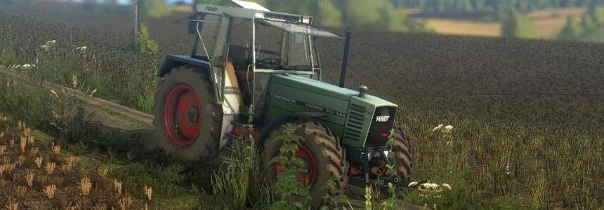 FENDT FARMER 310 / 312 LSA TURBOMATIK v2.0