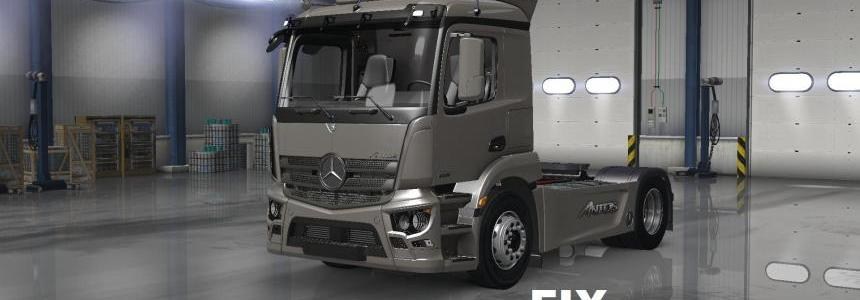 Fix for Mercedes-Benz Antos 1840 v1.0