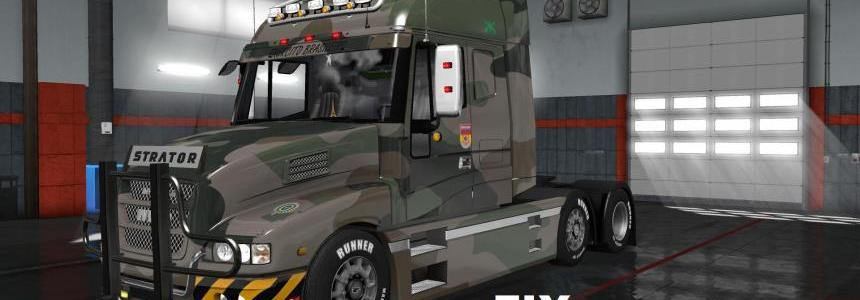 Fix for truck Iveco Strator v1.0