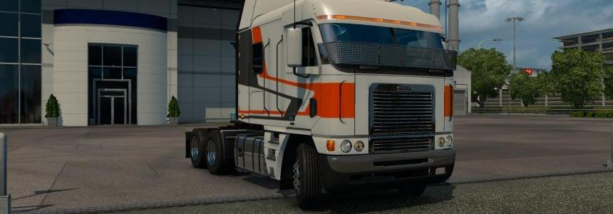Freightliner Argosy Reworked v2.3.1