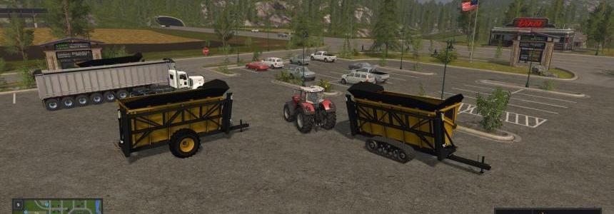 FS17 Oxbo High Dump Cart v1.0