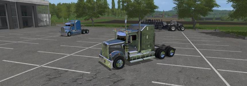KENWORTH T908 UPDATE v1.0