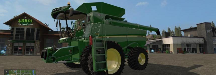 JOHN DEERE S600 US VERSION MODEL 2012 v1.0