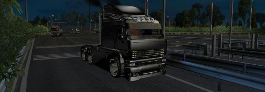 Kamaz 6460 Turbo Diesel v1.0