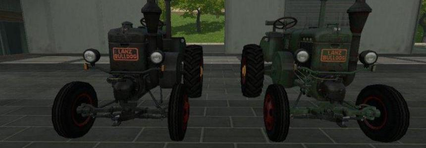 Lanz Bulldog D9506 v1.0