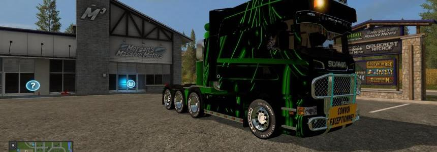 Longline Green Tribal v1.0