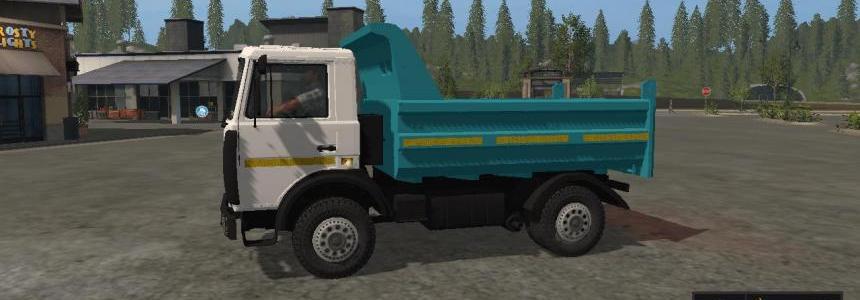 Maz 5551 v1.0