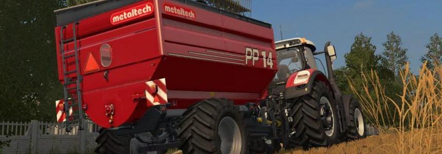 MetalTech PP 14 v1.0.0.0