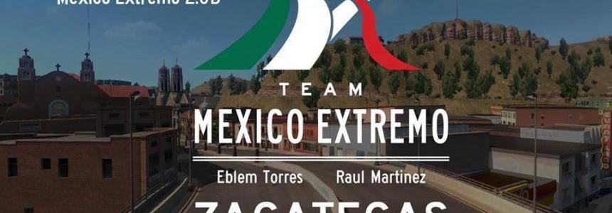 Mexico Extremo 2.0B