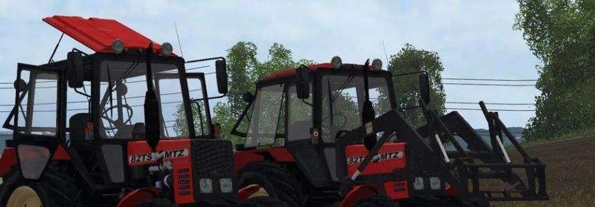 MTZ 82 TS Belarus v1.0