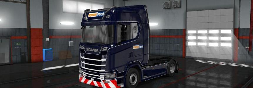 New Gen Scania S-R v2.5.0
