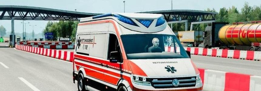 [NEW] Special Vehicles Traffic v0.8