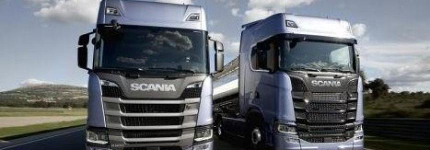 OLSF Engine Pack 17 for Scania S 2016 v1.0