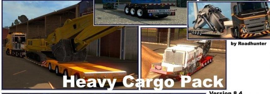 Pack Trailers Heavy Cargo v8.4 1.31