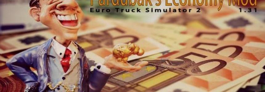 Pardubak's Economy Mod 1.31.x