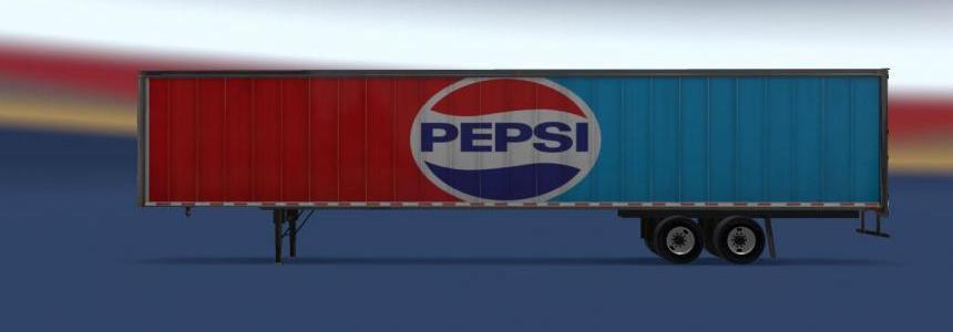Pepsi-Cola 53 Standalone Trailer v1.2
